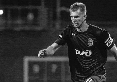 Moskva klubunun 22 yaşlı futbolçusu məşqdə öldü