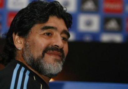 Марадона назван самым техничным футболистом в истории