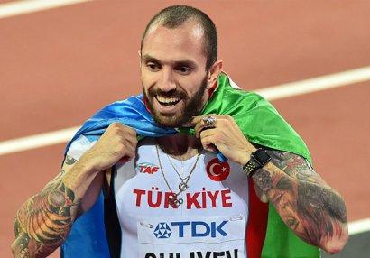 Azərbaycanlı idmançı: