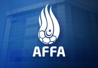Заявление АФФА о новом главном тренере сборной Азербайджана