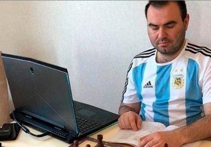 Шахрияр Мамедъяров примет участие в онлайн-сеансе одновременной игры в шахматы
