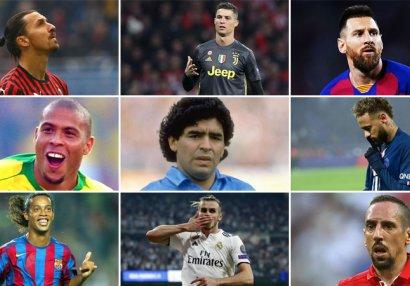 Dünyanın ən yaxşı futbolçularını kəşf edən 9 mütəxəssis - SİYAHI
