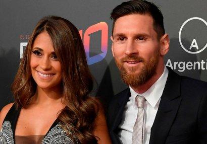 Messi 12 milyon avroya təyyarə aldı - FOTOLAR