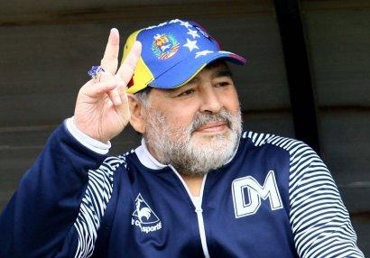 Maradona koronavirusa görə