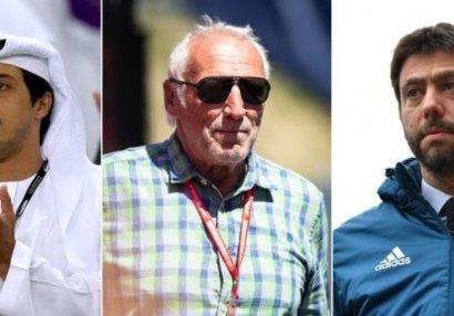 Топ-10 богатейших владельцев клубов мира - СПИСОК