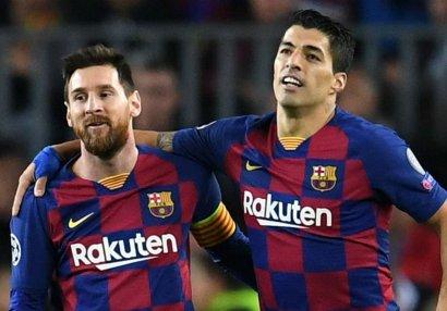 Messi və Suaresin