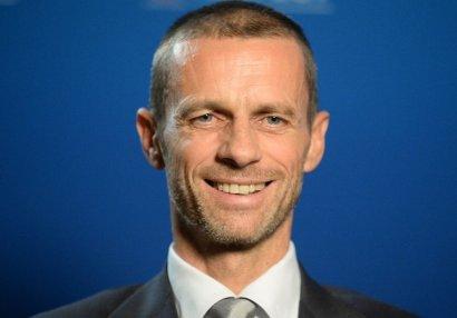 UEFA prezidenti: