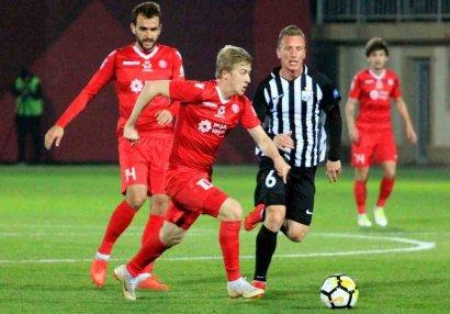 Aleksey İsayevə Rusiyanın elita klubundan təklif gəldi - ÖZƏL