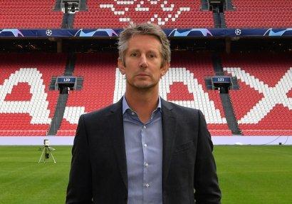 Van der Sar: