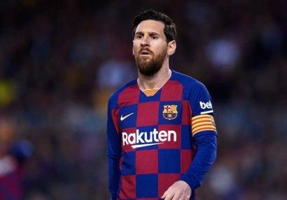 Messi koronavirusla mübarizəyə dəstək verdi: 500 min avro