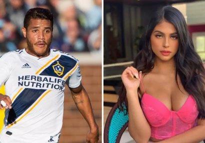 Ulduz futbolçu model sevgilisi ilə yataq FOTOsunu paylaşdı