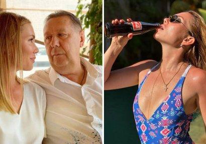 Azərbaycan klubunun sabiq baş məşqçisi 70 yaşında ata olacaq - FOTOLAR