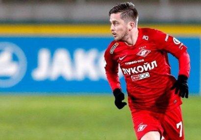 Азербайджанский клуб сделал предложение экс-игроку московского