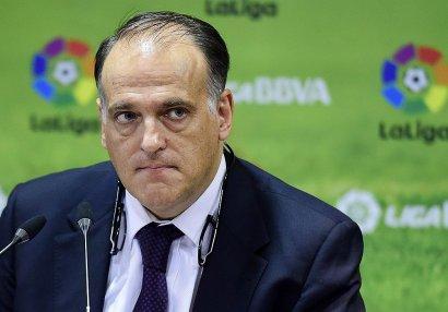 Президент Ла Лиги назвал ориентировочную дату возобновления чемпионата Испании