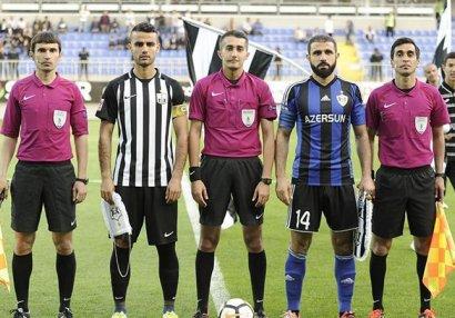 Azərbaycan hökuməti futbol hakimlərimizə maddi yardım etdi