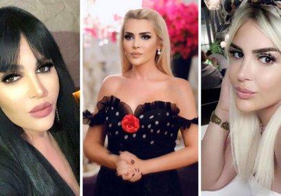 Futbolçunun transseksual həyat yoldaşı aylıq qazancı ilə rekord qırır - FOTOLAR