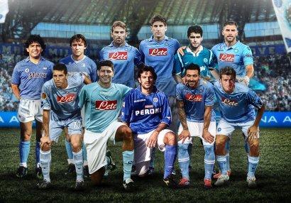Ən yaxşı argentinalılardan ibarət heyət: Maradona və Lavessi var, İquain yoxdu