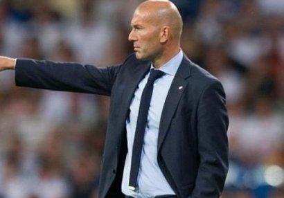 Зинедин Зидан признан лучшим тренером в истории Лиги чемпионов