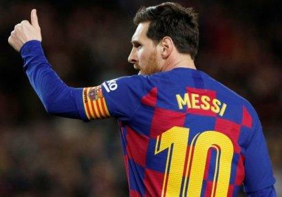 Месси — лучший игрок в истории финалов Лиги чемпионов в XXI веке