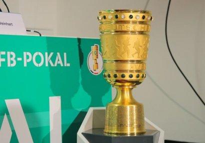 Almaniya Kuboku: Yarımfinalların vaxtı açıqlandı