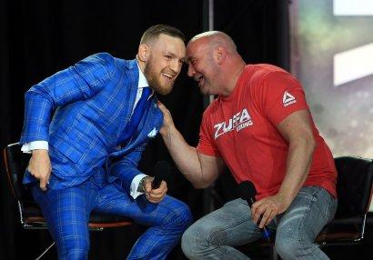 Makqreqor titul döyüşünə çıxmayacaq - UFC prezidenti icazə vermədi