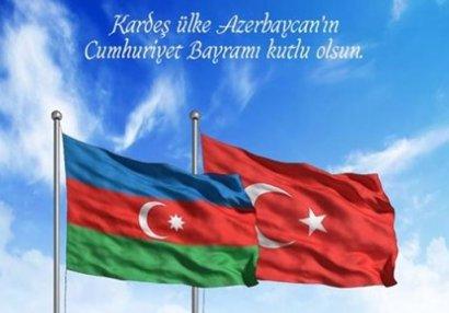 """""""Qalatasaray"""" Azərbaycanı təbrik etdi"""