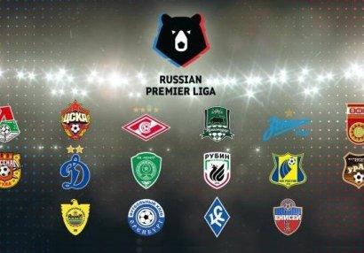 Rusiya Premyer Liqasının oyunları azarkeşsiz keçirilməyəcək
