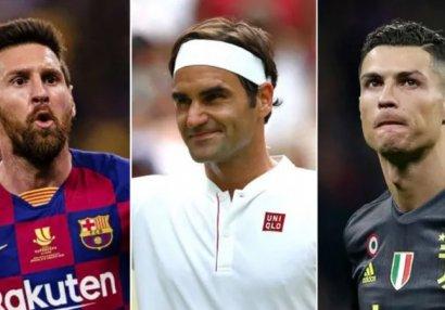 Самые высокооплачиваемые спортсмены мира - Рейтинг Forbes