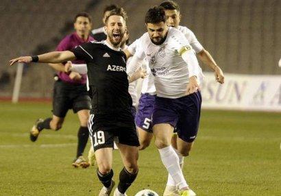 Объявлен календарь оставшихся 8 туров азербайджанской Премьер-лиги