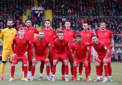 Azərbaycanlı futbolçunun komandası aşağı dəstəyə düşdü
