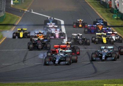 Formula 1: Mövsümün ilk yarışlarının harada və nə vaxt keçiriləcəyi müəyyənləşdi