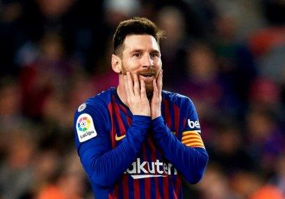 Messi də