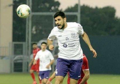Азербайджанский защитник отказался продлить контракт с