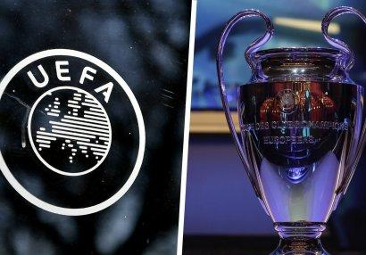 UEFA-nın ÇL və AL-lə bağlı yeni planı: