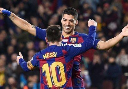 Луис Суарес полностью восстановился и готов помочь «Барселоне»