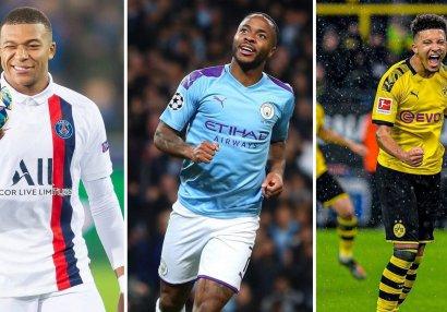 Dünyanın ən bahalı futbolçuları: Messi və Ronaldu