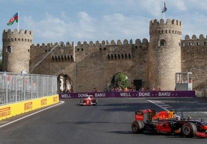 Названа причина отмены Гран-при Азербайджана
