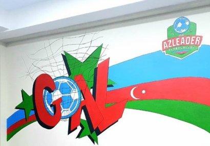 Vaqif Cavadov futbol məktəbi açdı