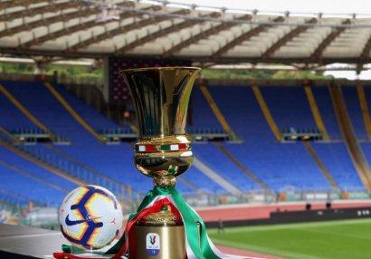İtaliya Kuboku: Finalçılar müəyyənləşdi