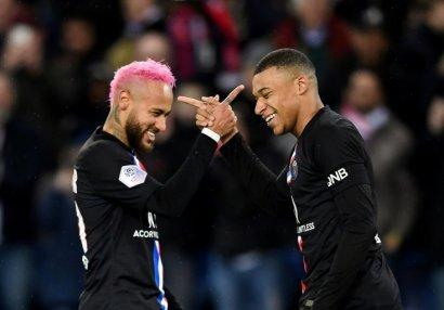 PSJ rəsmisi Neymar və Mbappenin taleyinə aydınlıq gətirdi