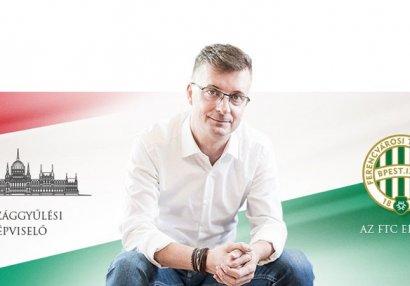 Macarıstanın ən titullu klubunun prezidenti azərbaycanlıdı - FOTO