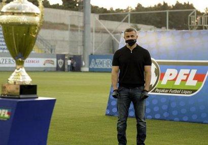 Гурбан Гурбанов: Мне сложно расставаться с таким футболистом
