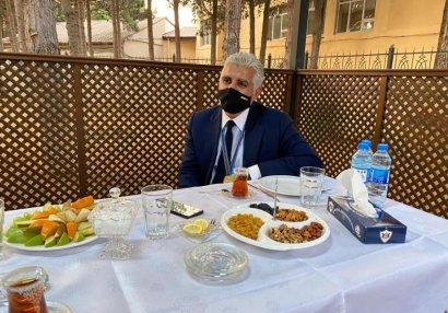 """""""Mən yerli oyunçuların tərəfdarıyam"""" - Tahir Gözəl"""