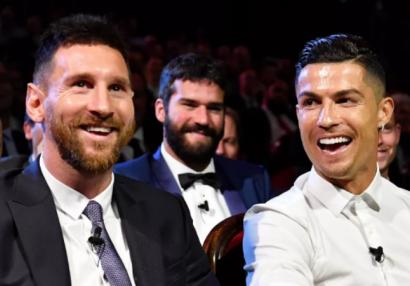 Тевес: «Объединю Месси и Роналду в одной команде на прощальном матче»
