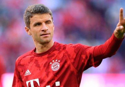 Müller rekord müəyyənləşdirdi