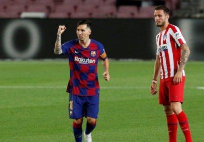Messi 700-ə çatdı