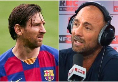 Fransız futbolçu Messiyə dediklərinə görə üzr istədi