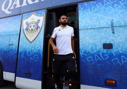 Rəşad Sadıqov Azərbaycan çempionatının ən yaxşı futbolçusunu açıqladı
