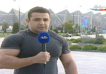 Azərbaycan çempionu birnəfəsə 30 çiy yumurtanı içdi - VİDEO