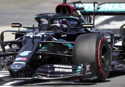 Formula 1: Hemilton Ştiriya Qran-prisinin qalibi oldu
